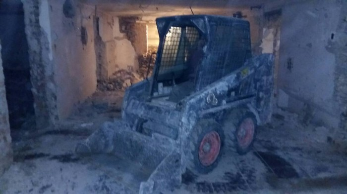 MINI LOADER BOBCAT S100